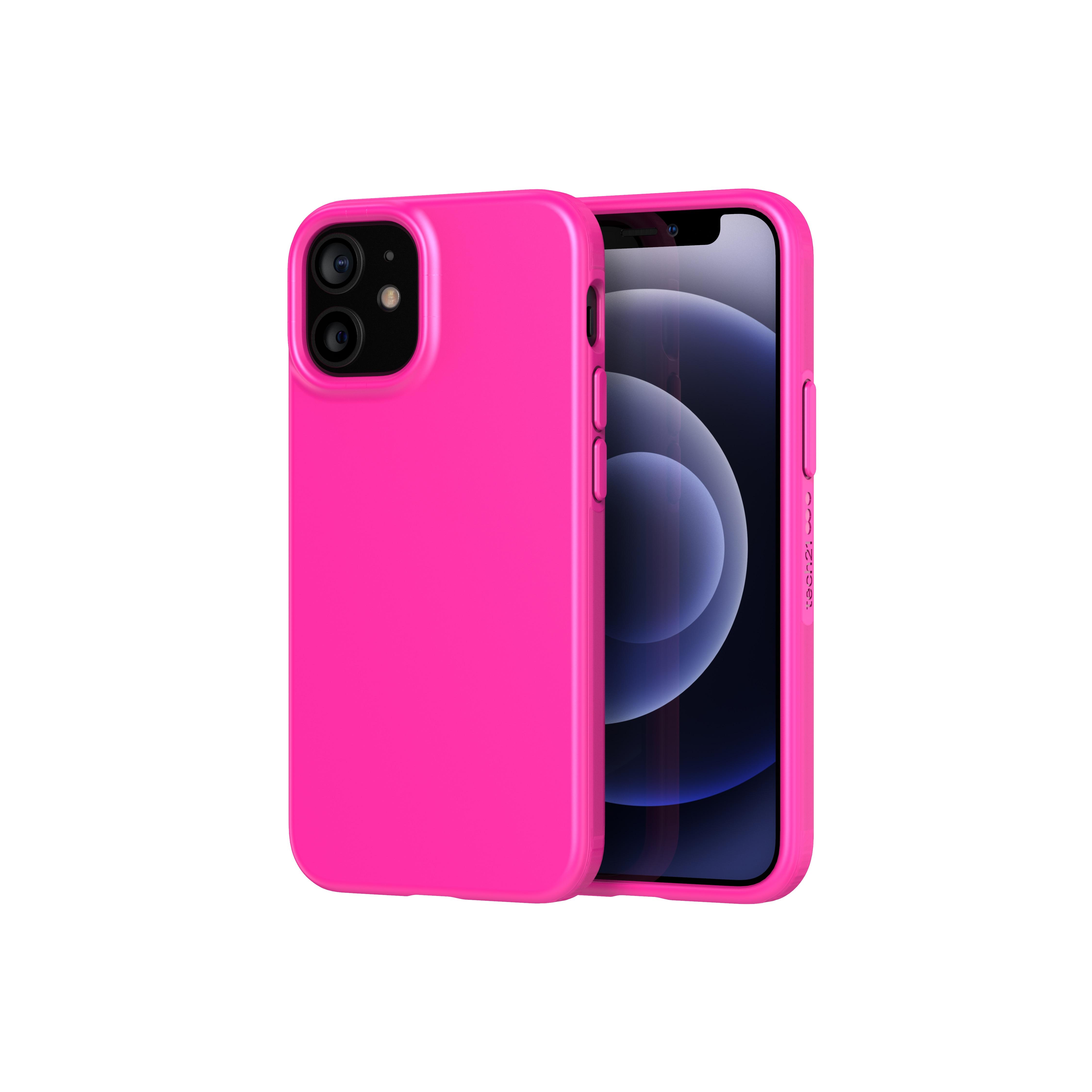 Evo Slim Case iPhone 12 Mini Mystical Fuchsia