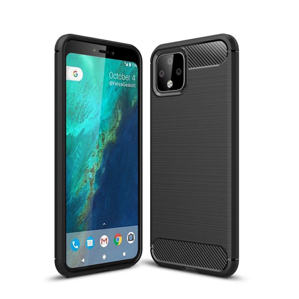 Brushed TPU Case Google Pixel 4 Black