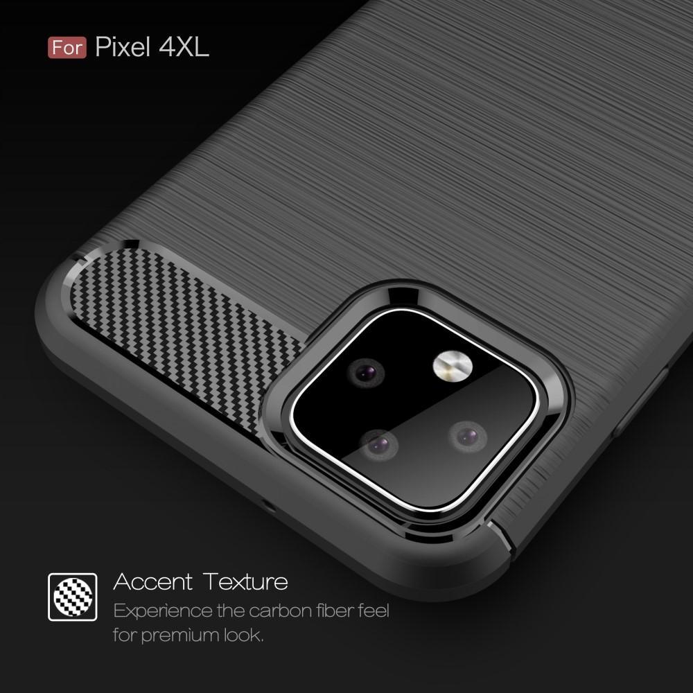 Brushed TPU Case Google Pixel 4 XL Black