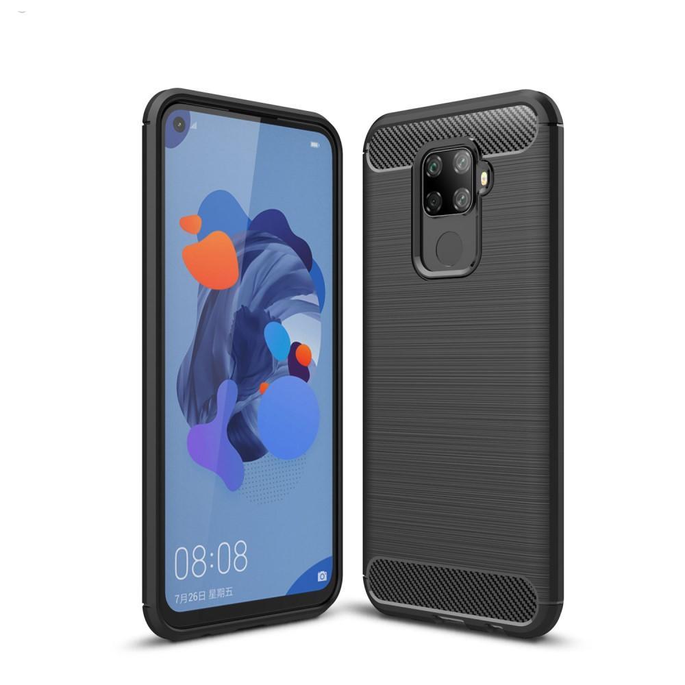 Brushed TPU Case Huawei Mate 30 Lite Black