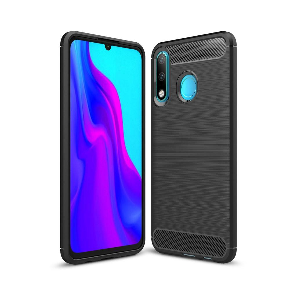 Brushed TPU Case Huawei P30 Lite black