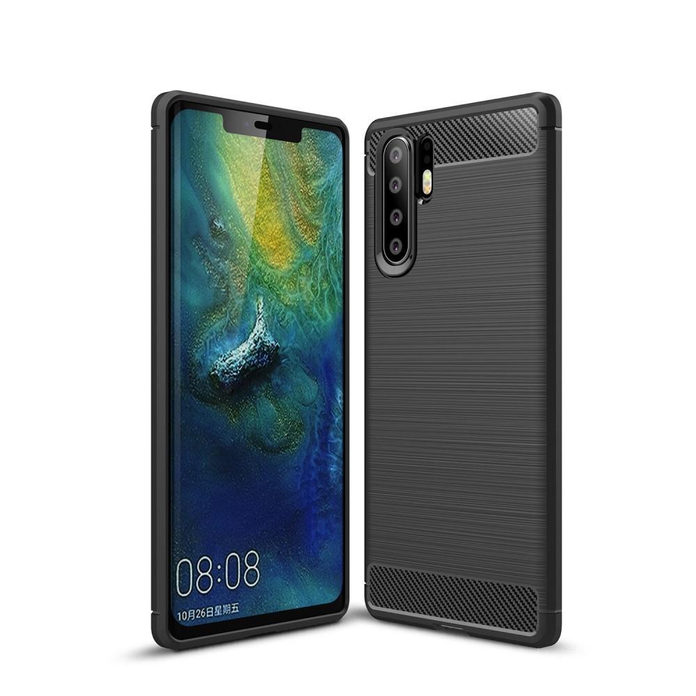 Brushed TPU Case Huawei P30 Pro black