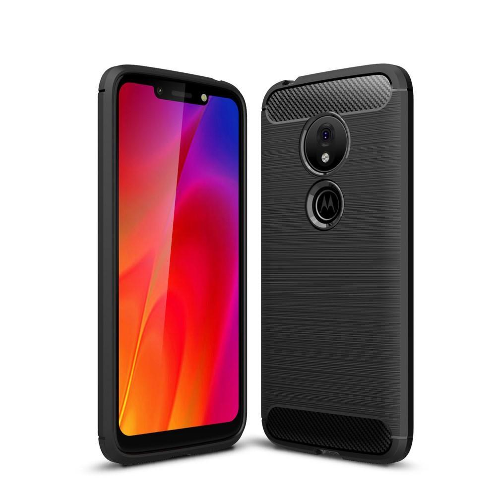 Brushed TPU Case Motorola Moto G7 Play Black