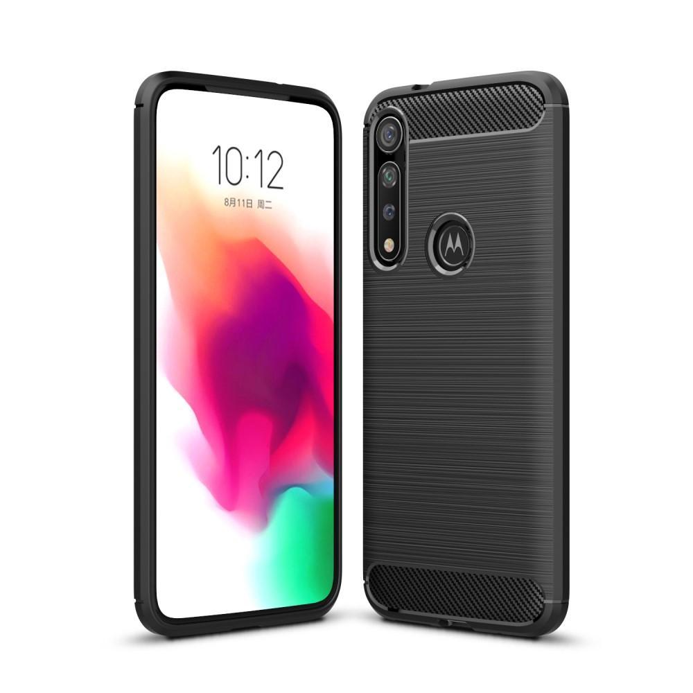 Brushed TPU Case Motorola Moto G8 Plus Black