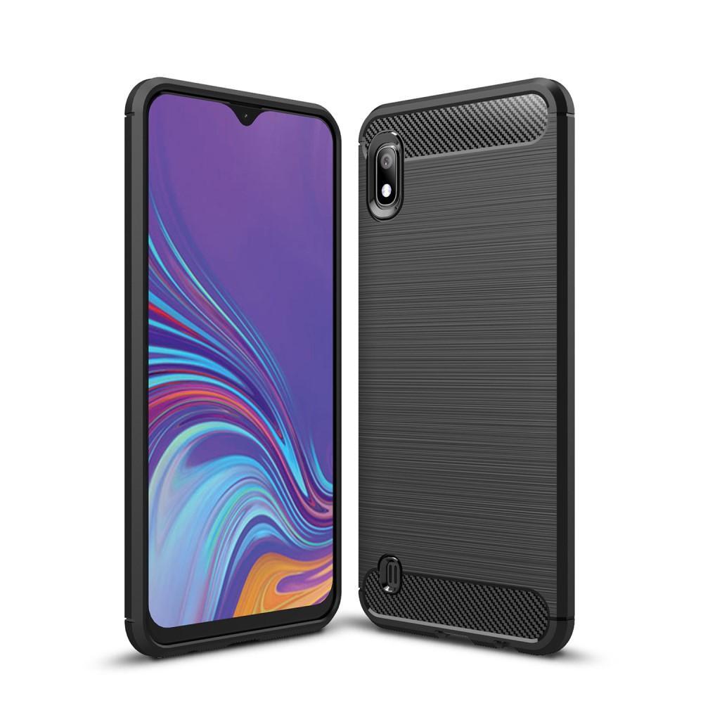 Brushed TPU Case Samsung Galaxy A10 Black