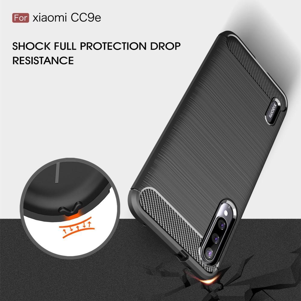 Brushed TPU Case Xiaomi Mi A3 Black