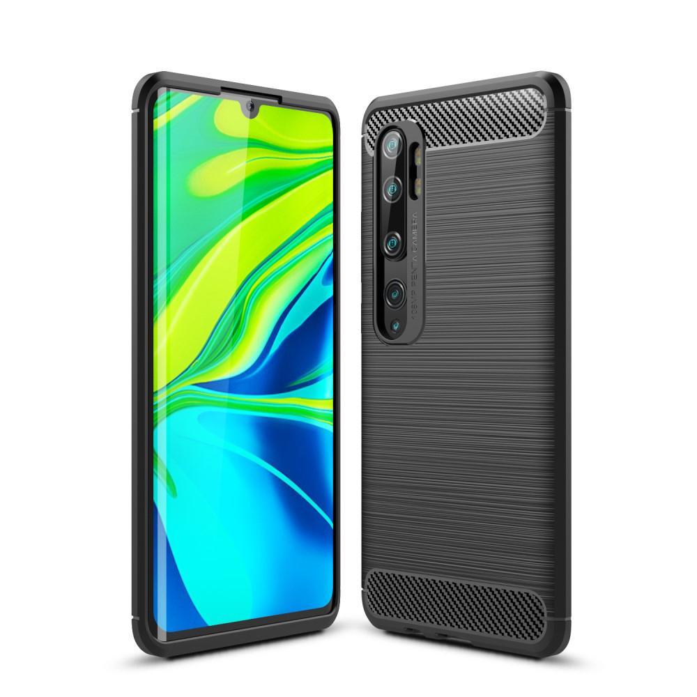 Brushed TPU Case Xiaomi Mi Note 10/10 Pro Black