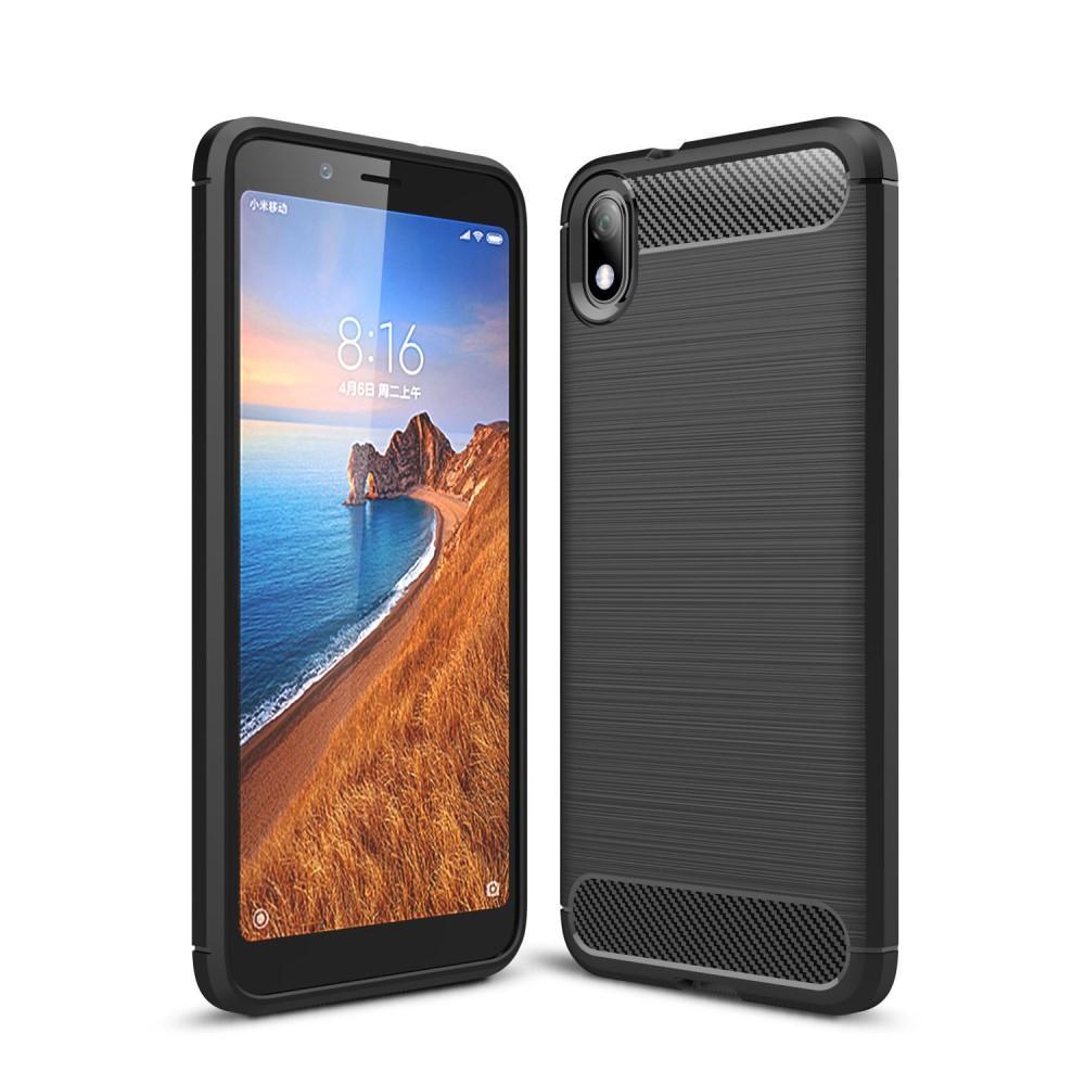 Brushed TPU Case Xiaomi Redmi 7A Black