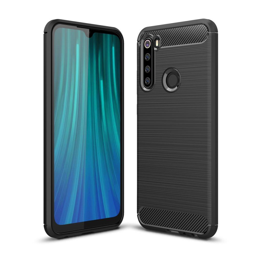 Brushed TPU Case Xiaomi Redmi Note 8 Black
