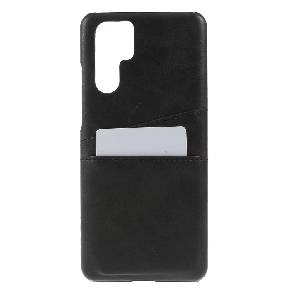 Card Slots Case Huawei P30 Pro svart