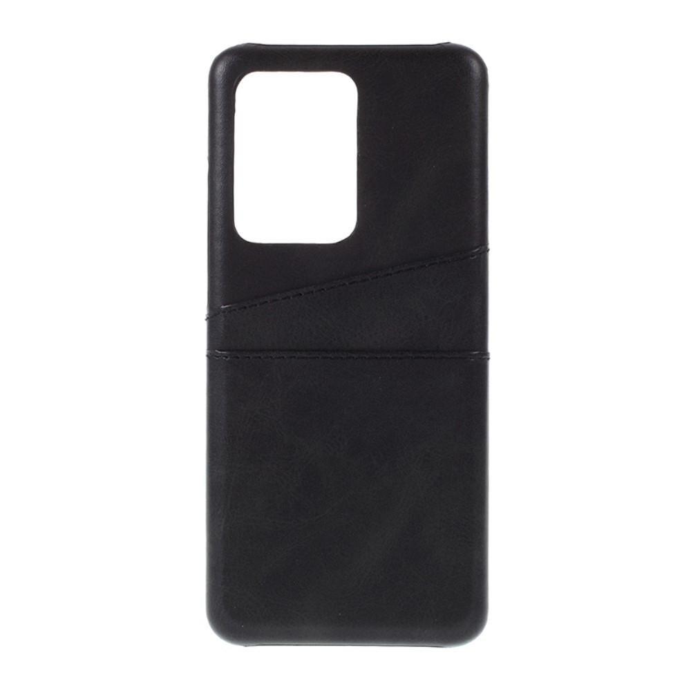 Card Slots Case Samsung Galaxy S20 Ultra svart