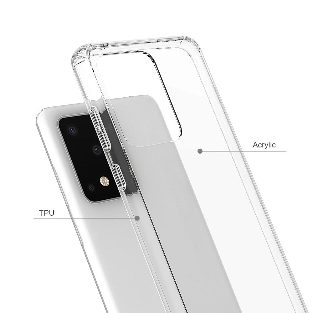 Crystal Hybrid Case Galaxy S20 Ultra Transparent