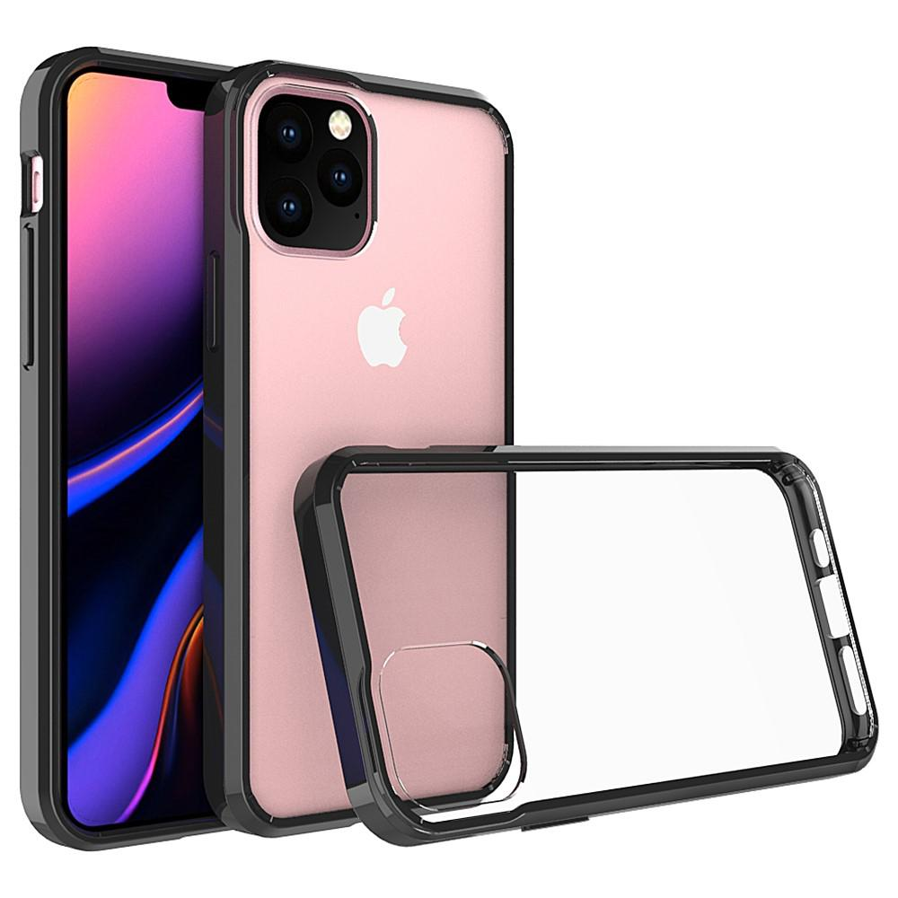Crystal Hybrid Case iPhone 11 Pro Max Black