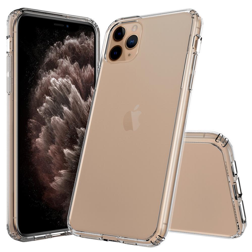 Crystal Hybrid Case iPhone 11 Pro Max Transparent