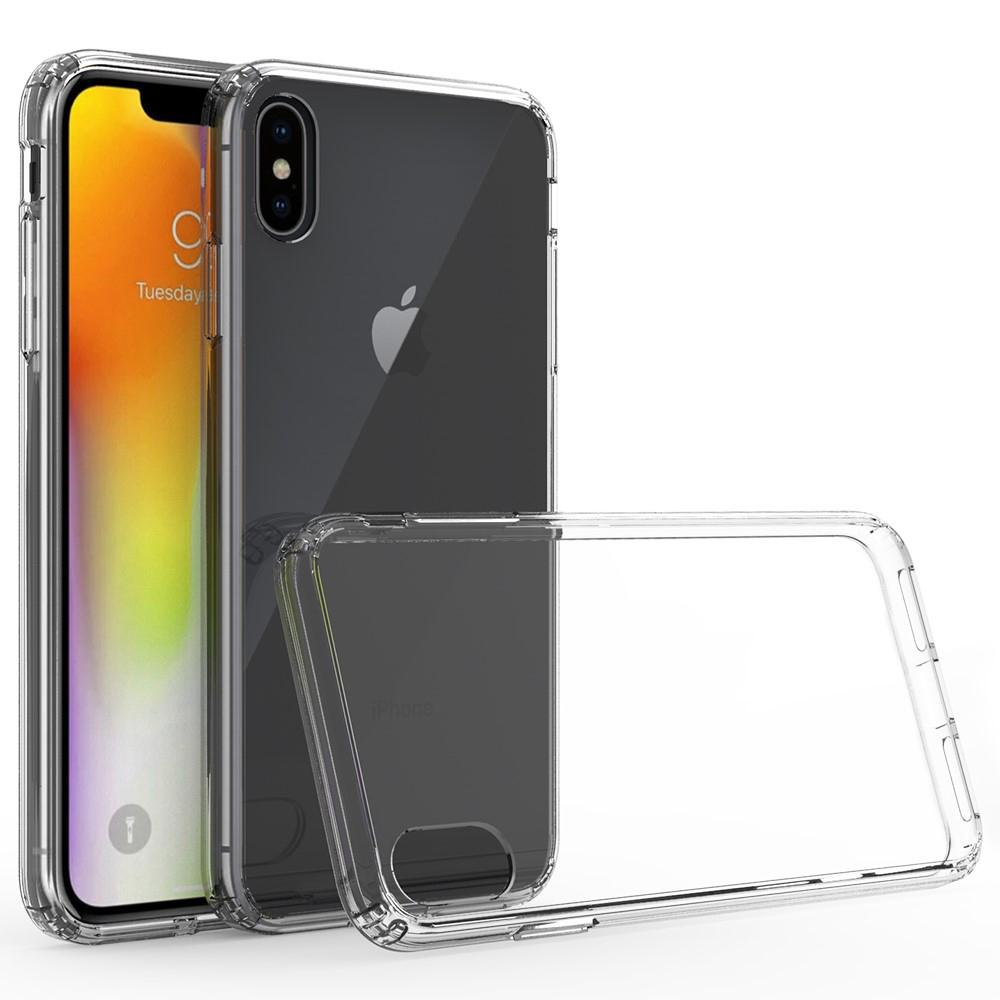 Crystal Hybrid Case iPhone XS Max Transparent