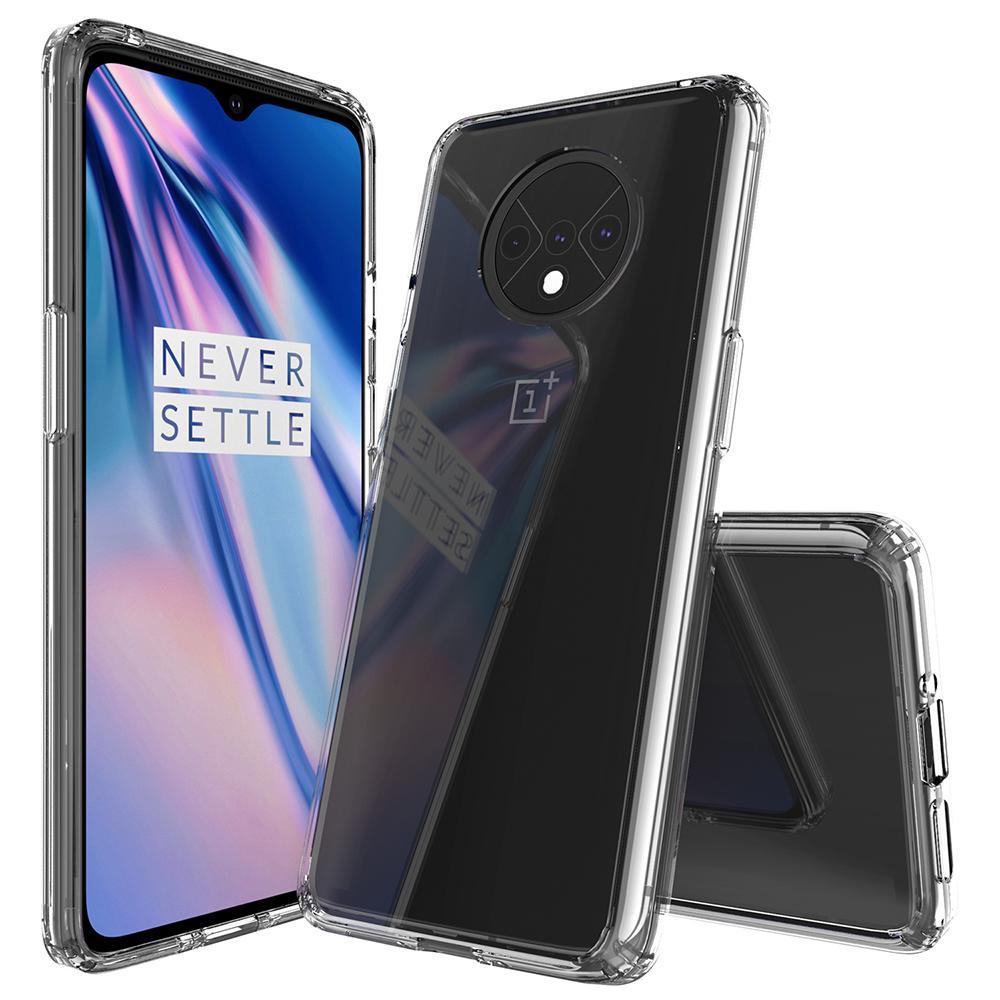 Crystal Hybrid Case OnePlus 7T Transparent