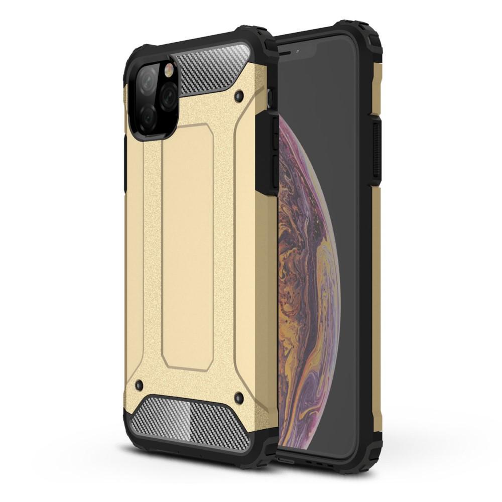 Hybridskal Tough iPhone 11 Pro Max guld