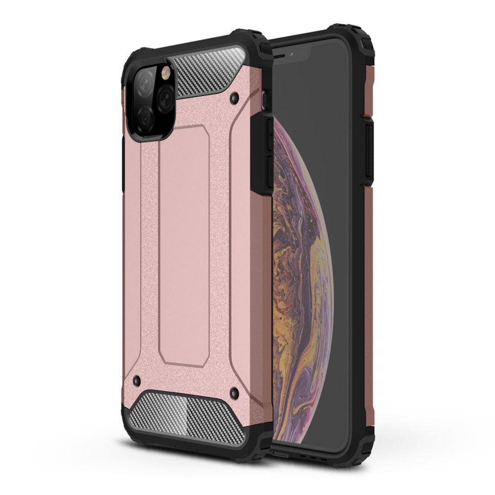 Hybridskal Tough iPhone 11 Pro Max roséguld