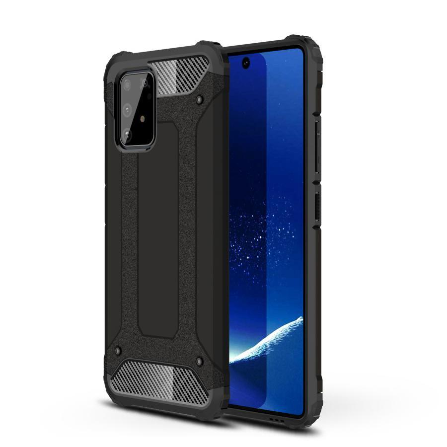 Hybridskal Tough Samsung Galaxy S10 Lite svart