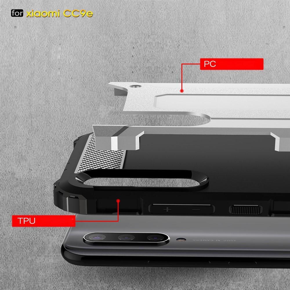 Hybridskal Tough Xiaomi Mi A3 svart