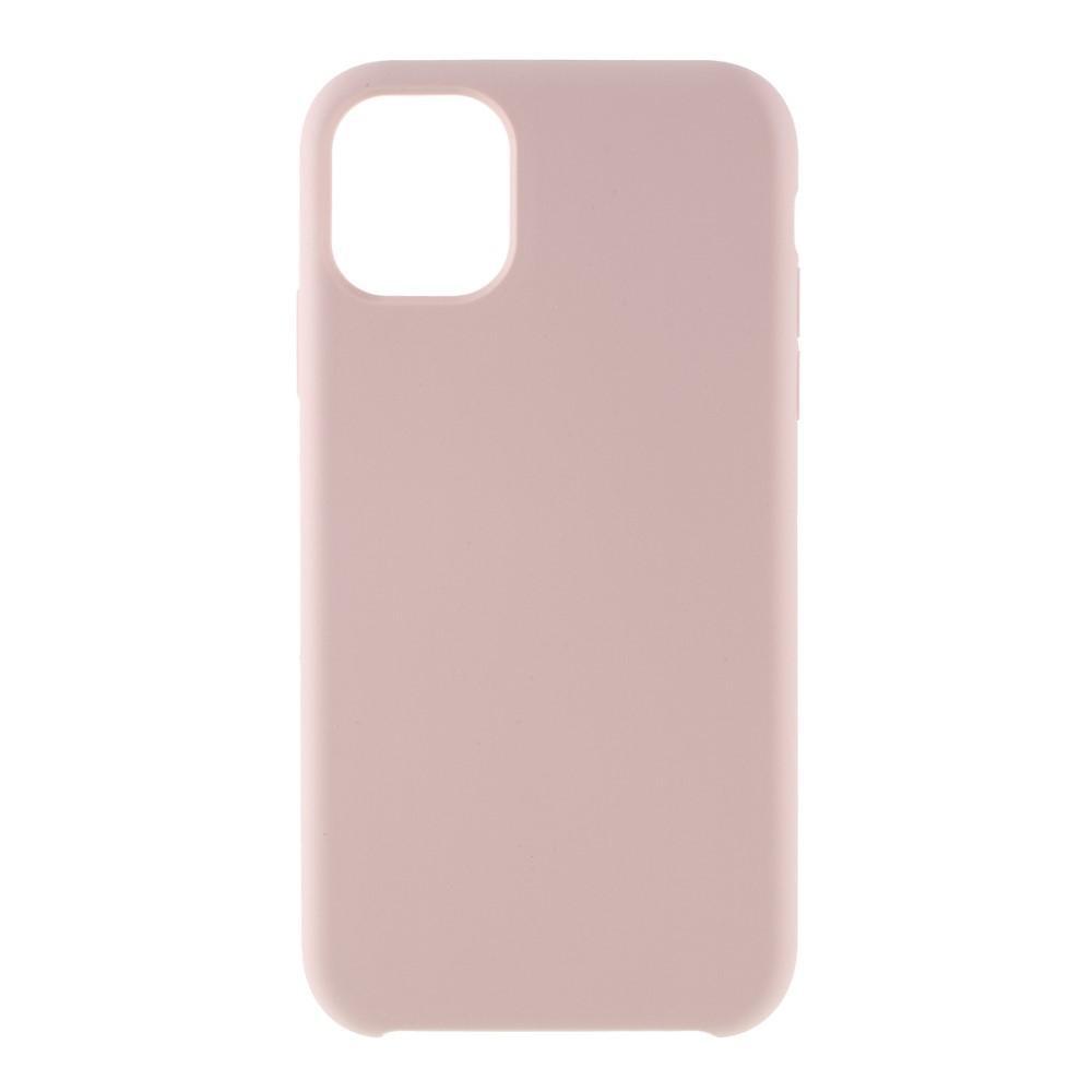 Liquid Silicone Case iPhone 11 Pro Max Pink