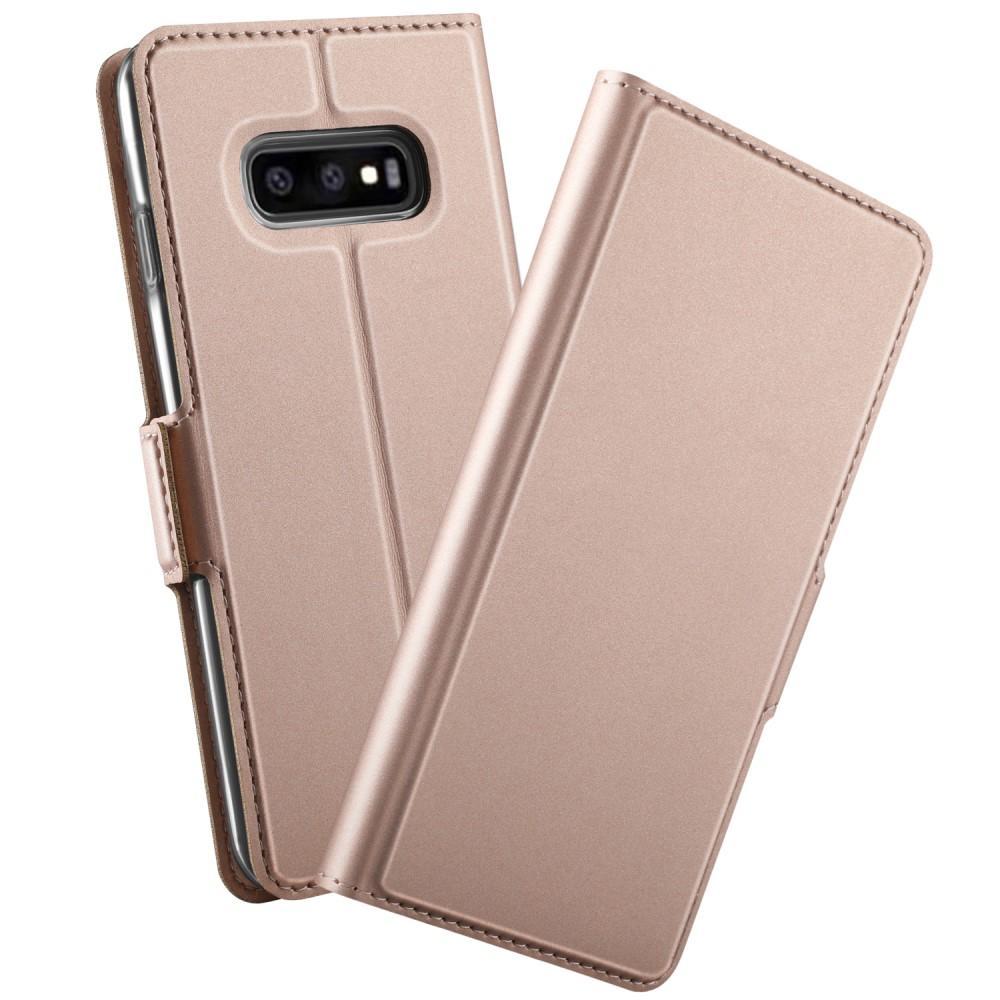 Slim Card Wallet Galaxy S10 roséguld