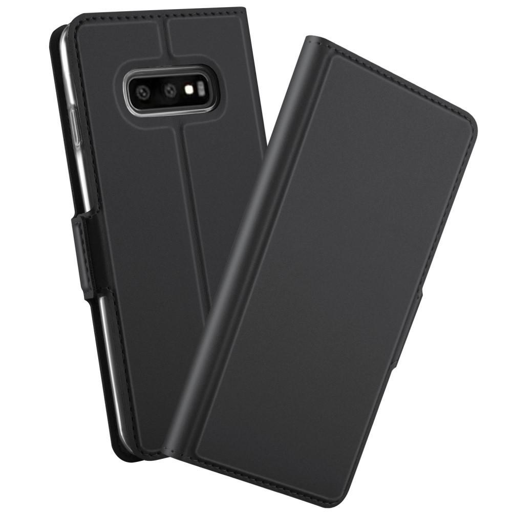 Slim Card Wallet Galaxy S10 svart