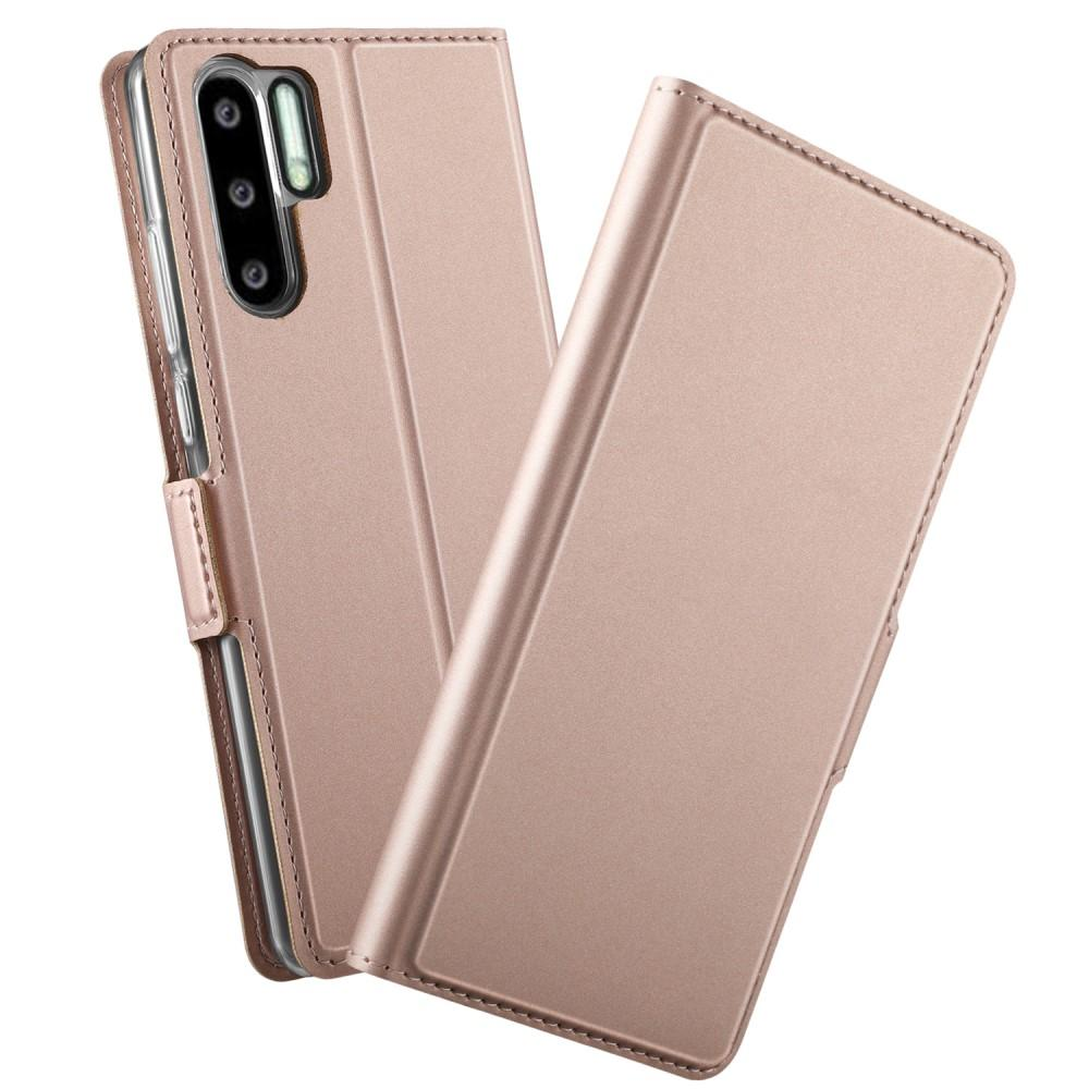 Slim Card Wallet Huawei P30 Pro roséguld