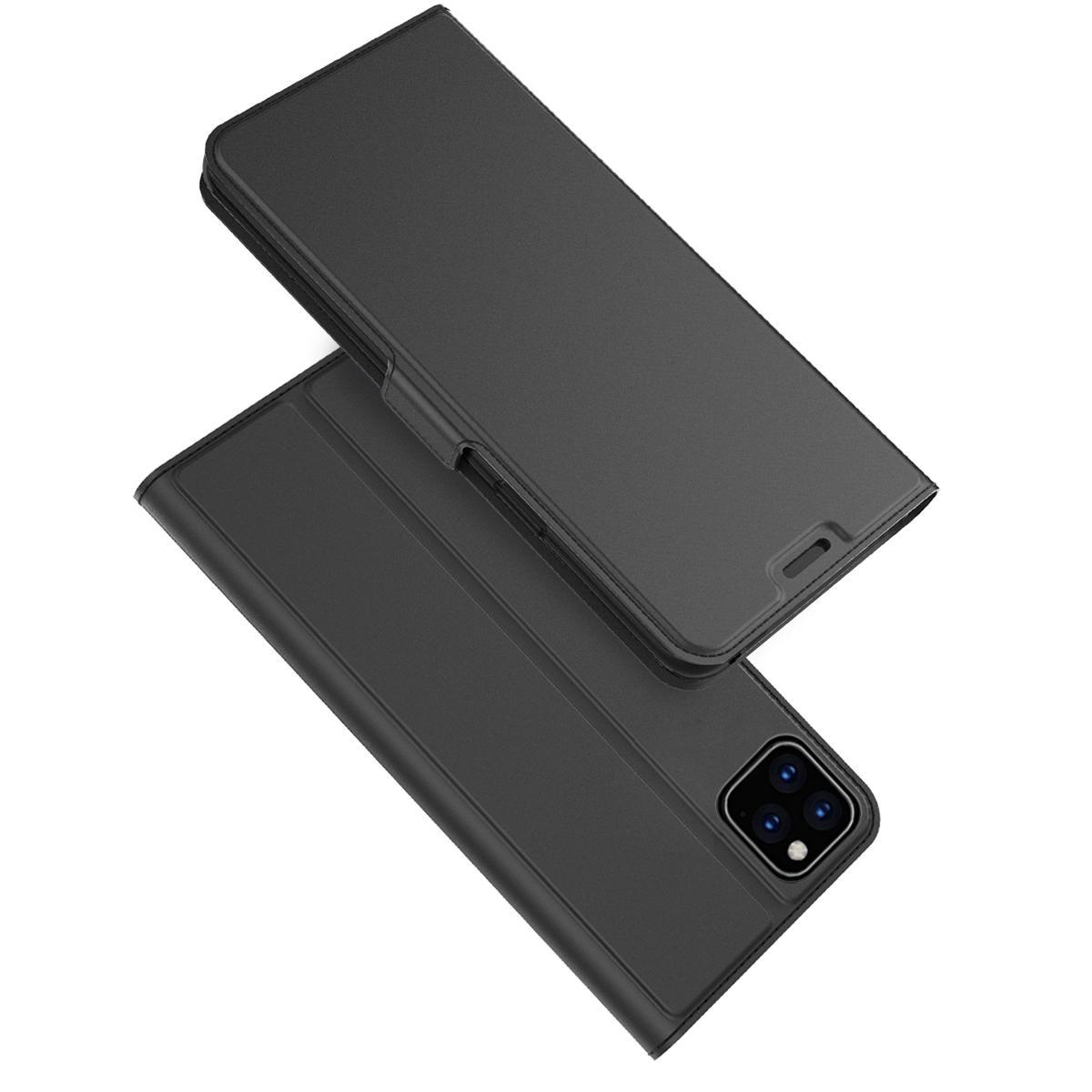 Slim Card Wallet iPhone 11 svart