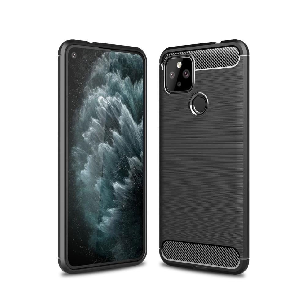 Brushed TPU Case Google Pixel 4a 5G Black