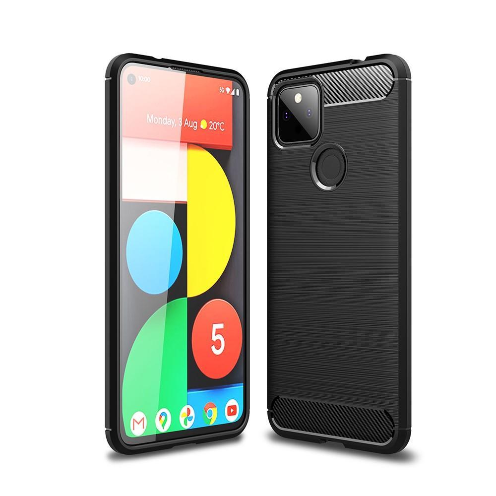 Brushed TPU Case Google Pixel 5a Black