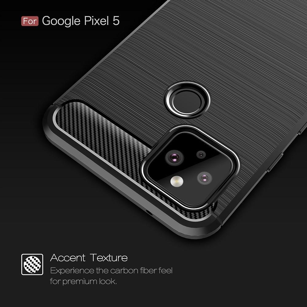 Brushed TPU Case Google Pixel 5 Black