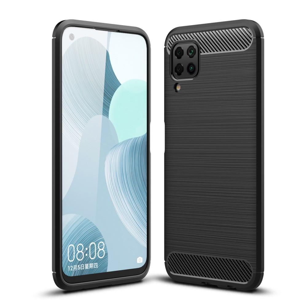 Brushed TPU Case Huawei P40 Lite Black