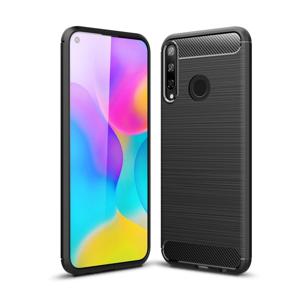 Brushed TPU Case Huawei P40 Lite E Black