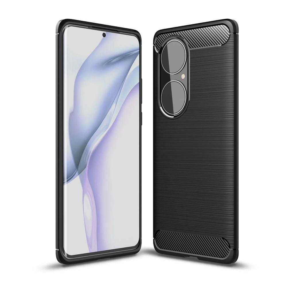 Brushed TPU Case Huawei P50 Pro Black