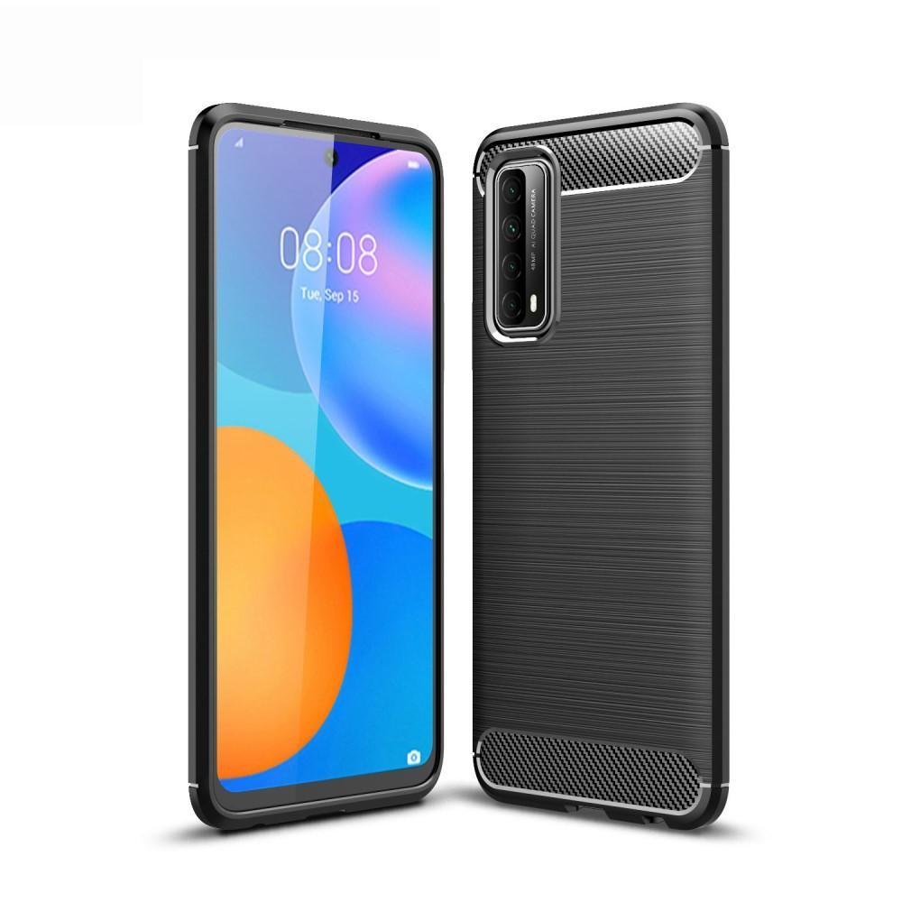 Brushed TPU Case Huawei P smart 2021 Black