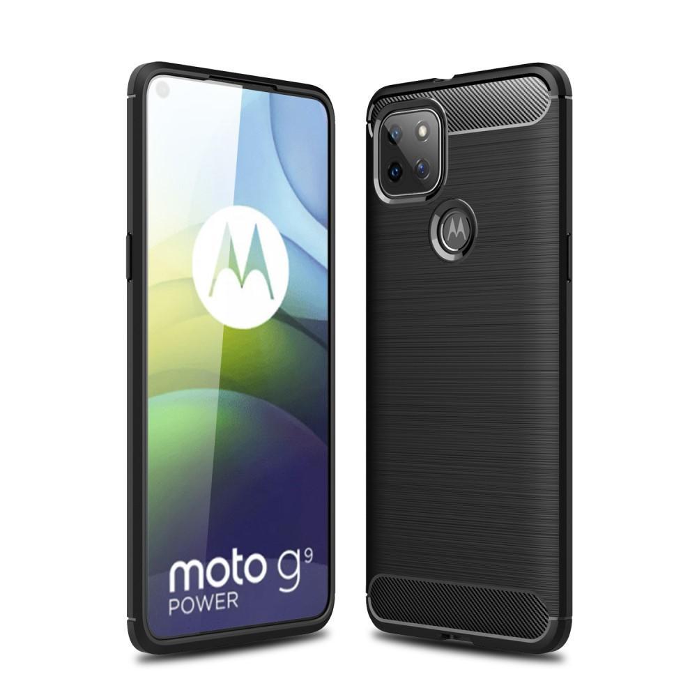 Brushed TPU Case Motorola Moto G9 Power Black