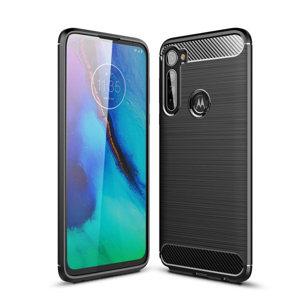 Brushed TPU Case Motorola Moto G Pro Black