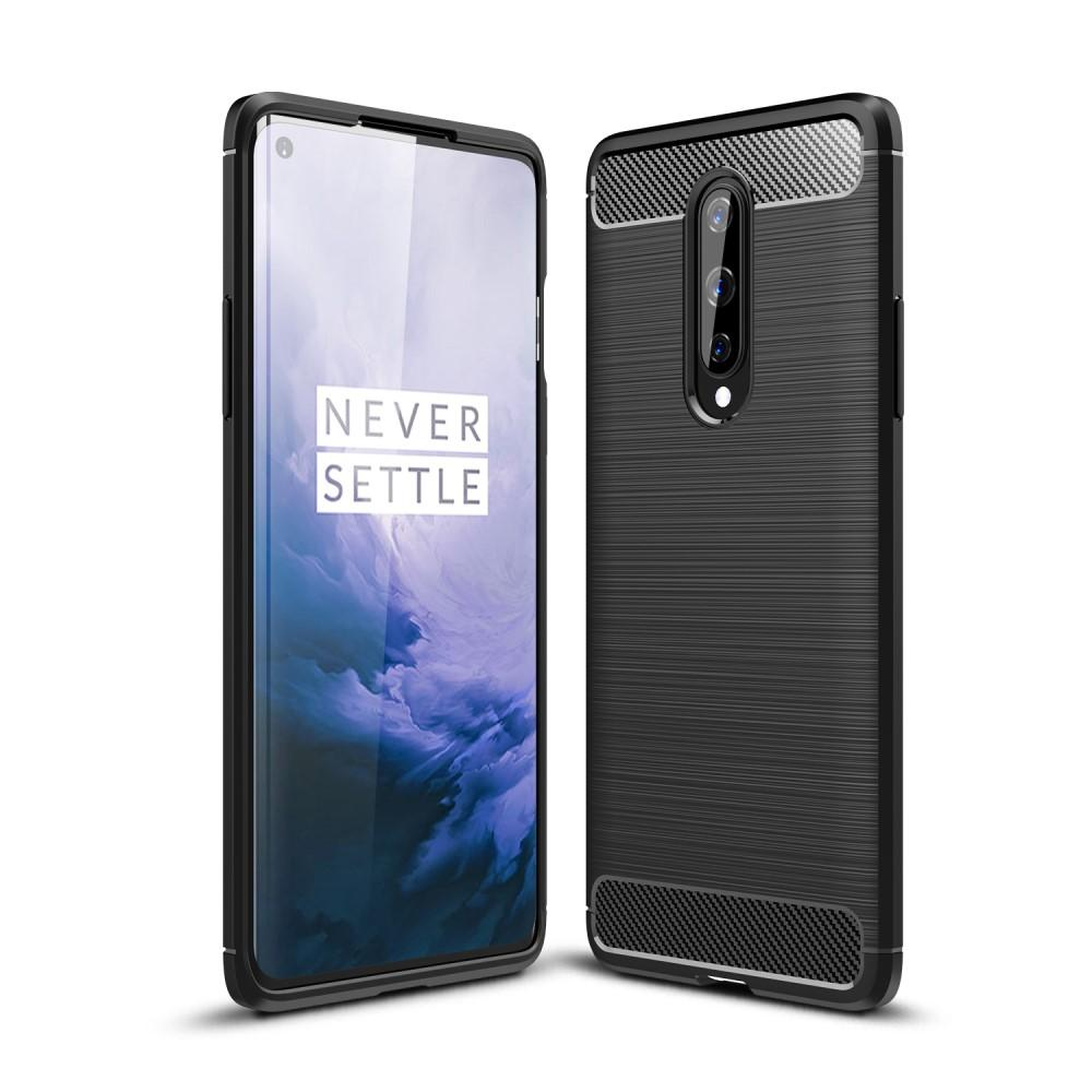 Brushed TPU Case OnePlus 8 Black