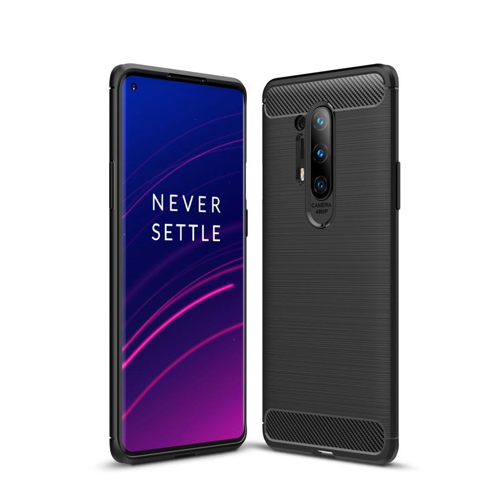 Brushed TPU Case OnePlus 8 Pro Black