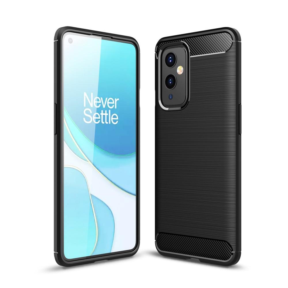 Brushed TPU Case OnePlus 9 Black