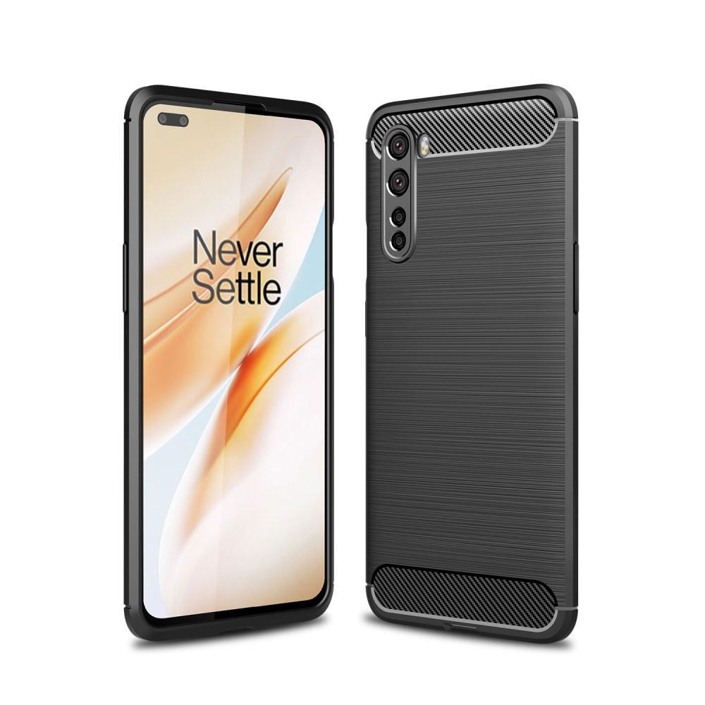 Brushed TPU Case OnePlus Nord Black