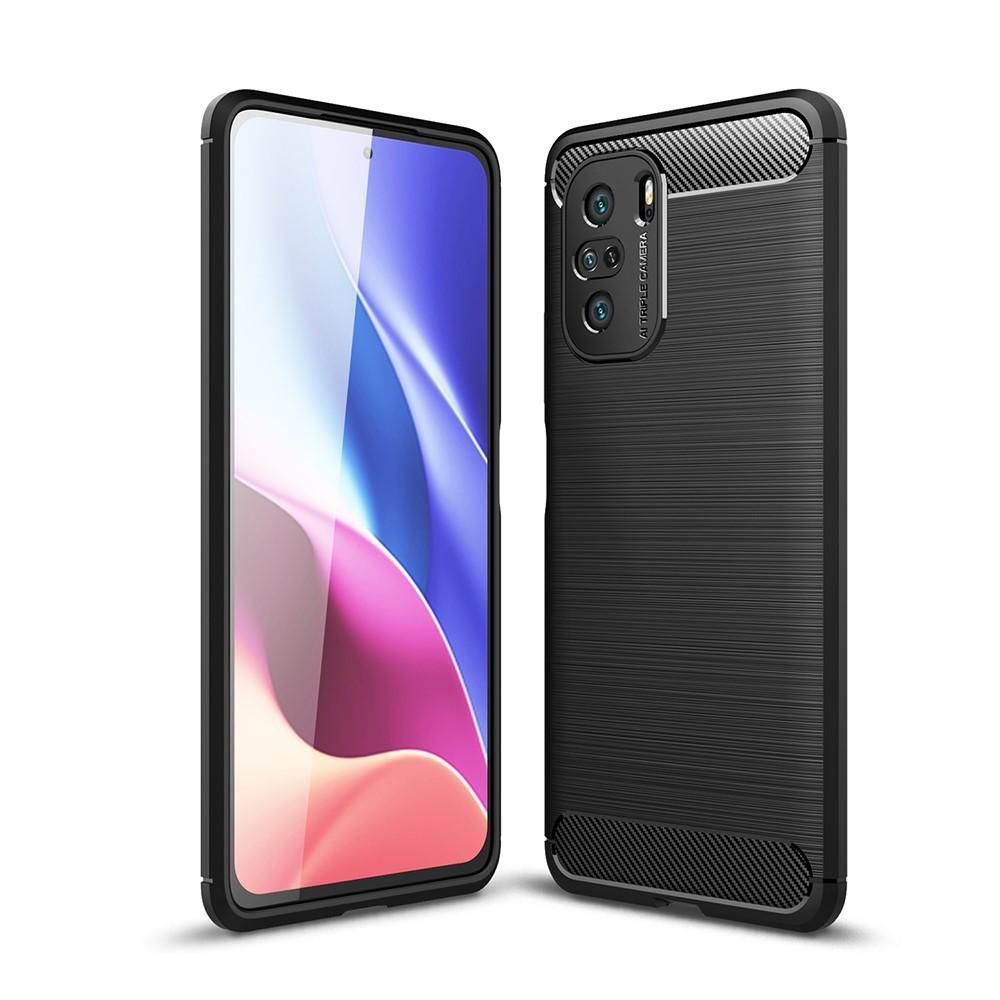 Brushed TPU Case Xiaomi Mi 11i Black