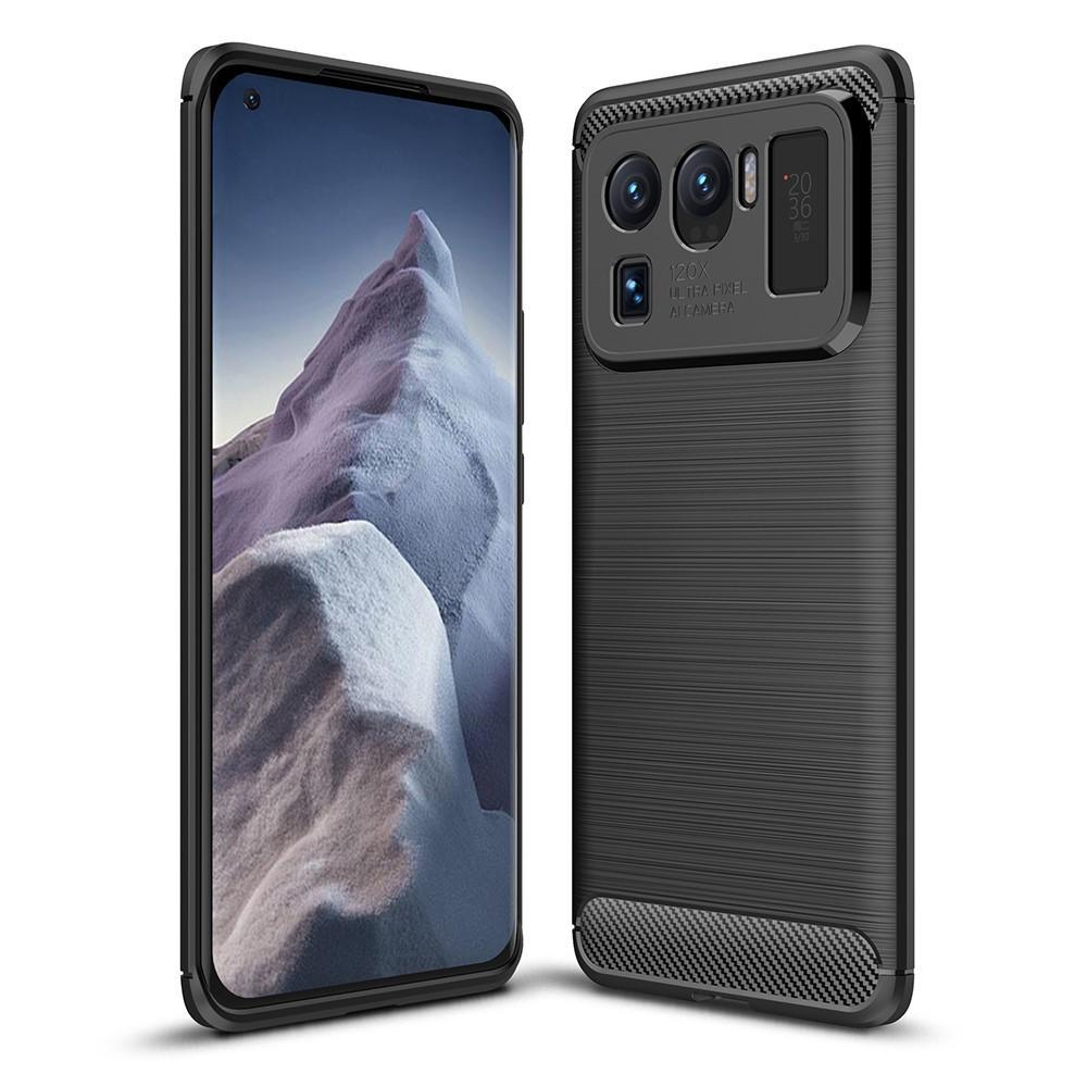 Brushed TPU Case Xiaomi Mi 11 Ultra Black