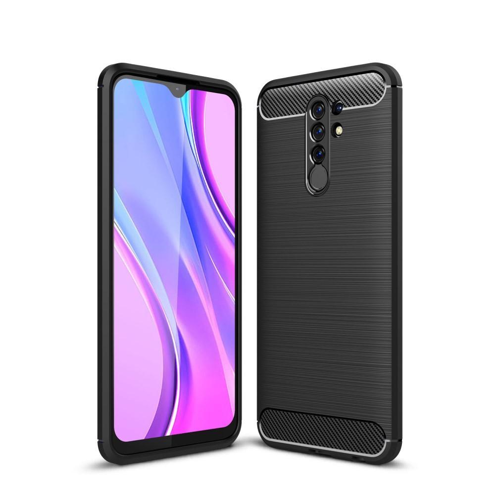 Brushed TPU Case Xiaomi Redmi 9 Black