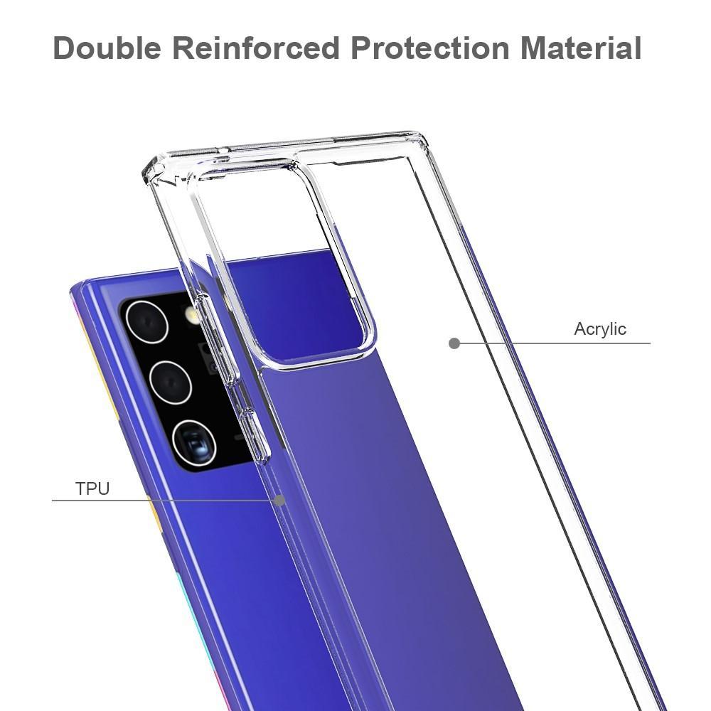 Crystal Hybrid Case Galaxy Note 20 Ultra Transparent