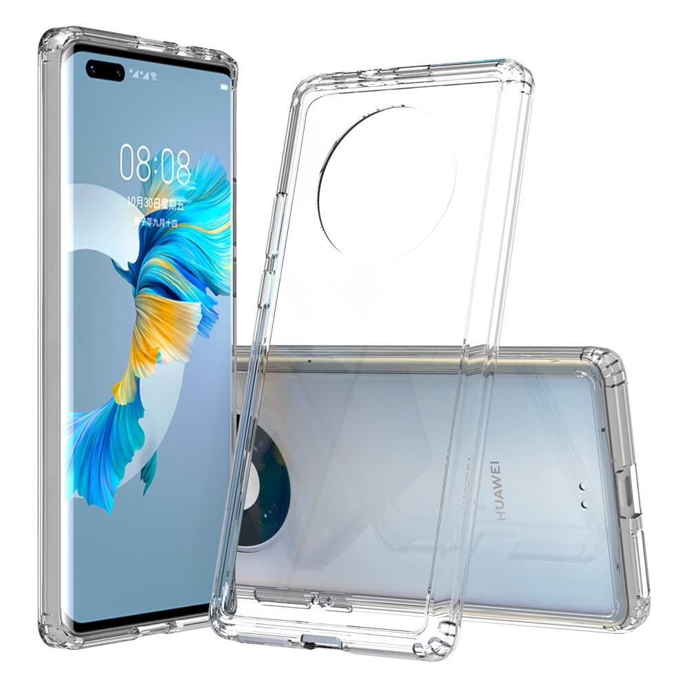Crystal Hybrid Case Huawei Mate 40 Pro Transparent