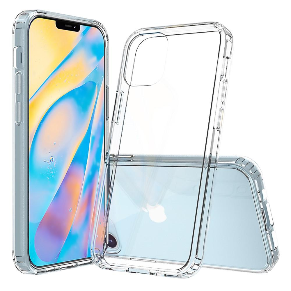 Crystal Hybrid Case iPhone 12 Mini Transparent