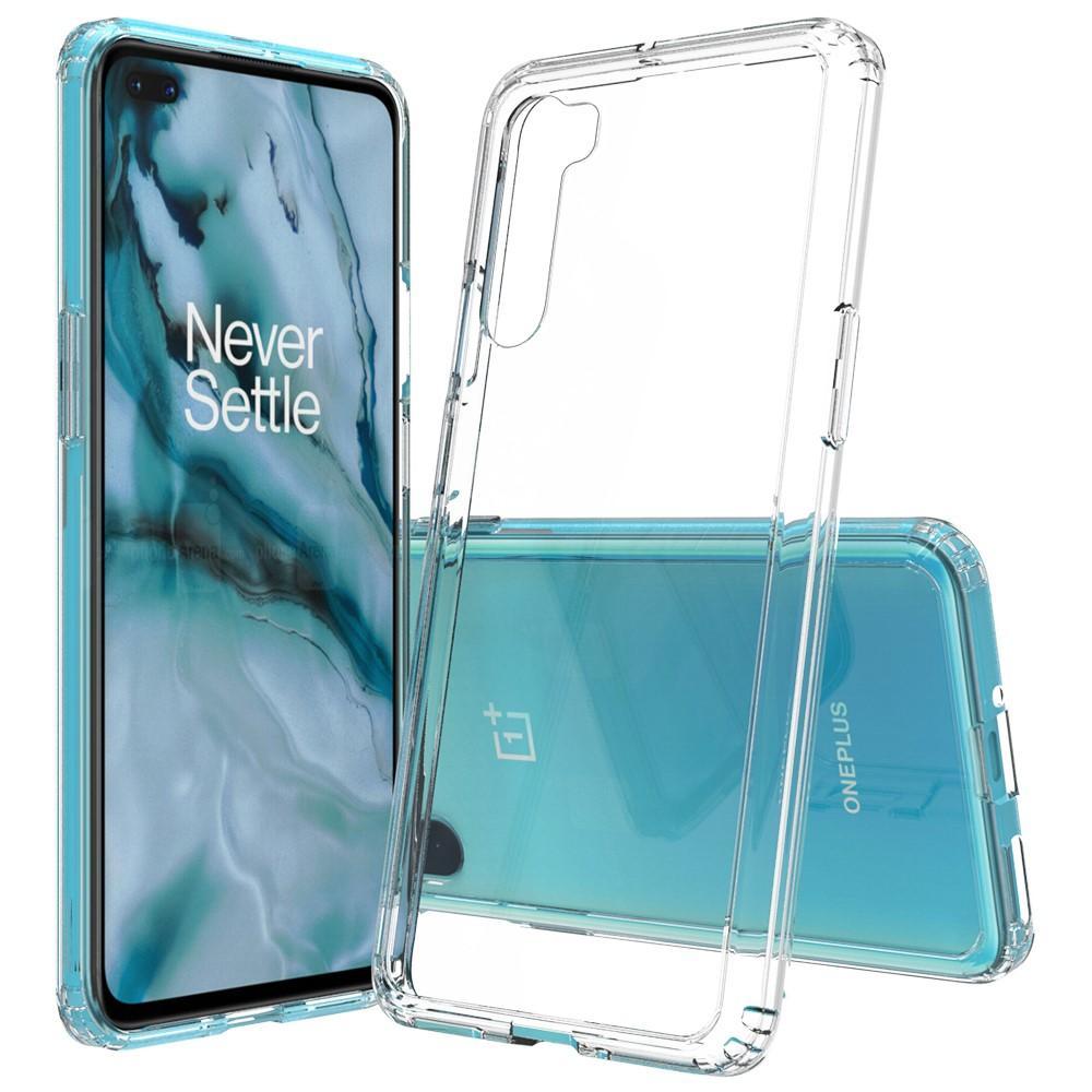 Crystal Hybrid Case OnePlus Nord Transparent