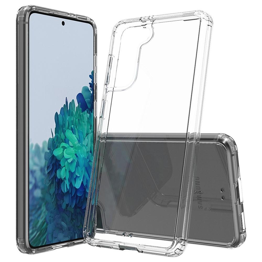 Crystal Hybrid Case Samsung Galaxy S21 Transparent